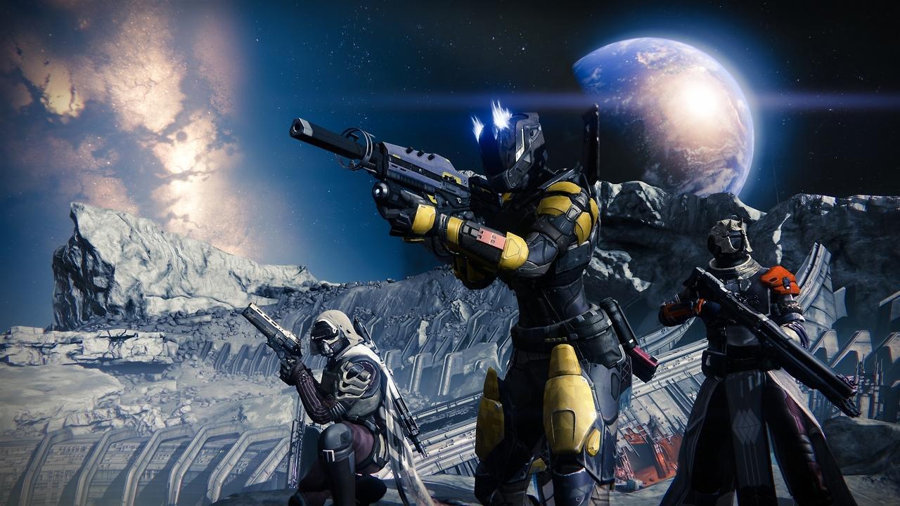Destiny: A Lengthy Review by Jon Lim