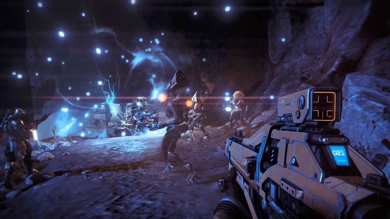 Destiny by Bungie, Perfect Shooter Mechanics