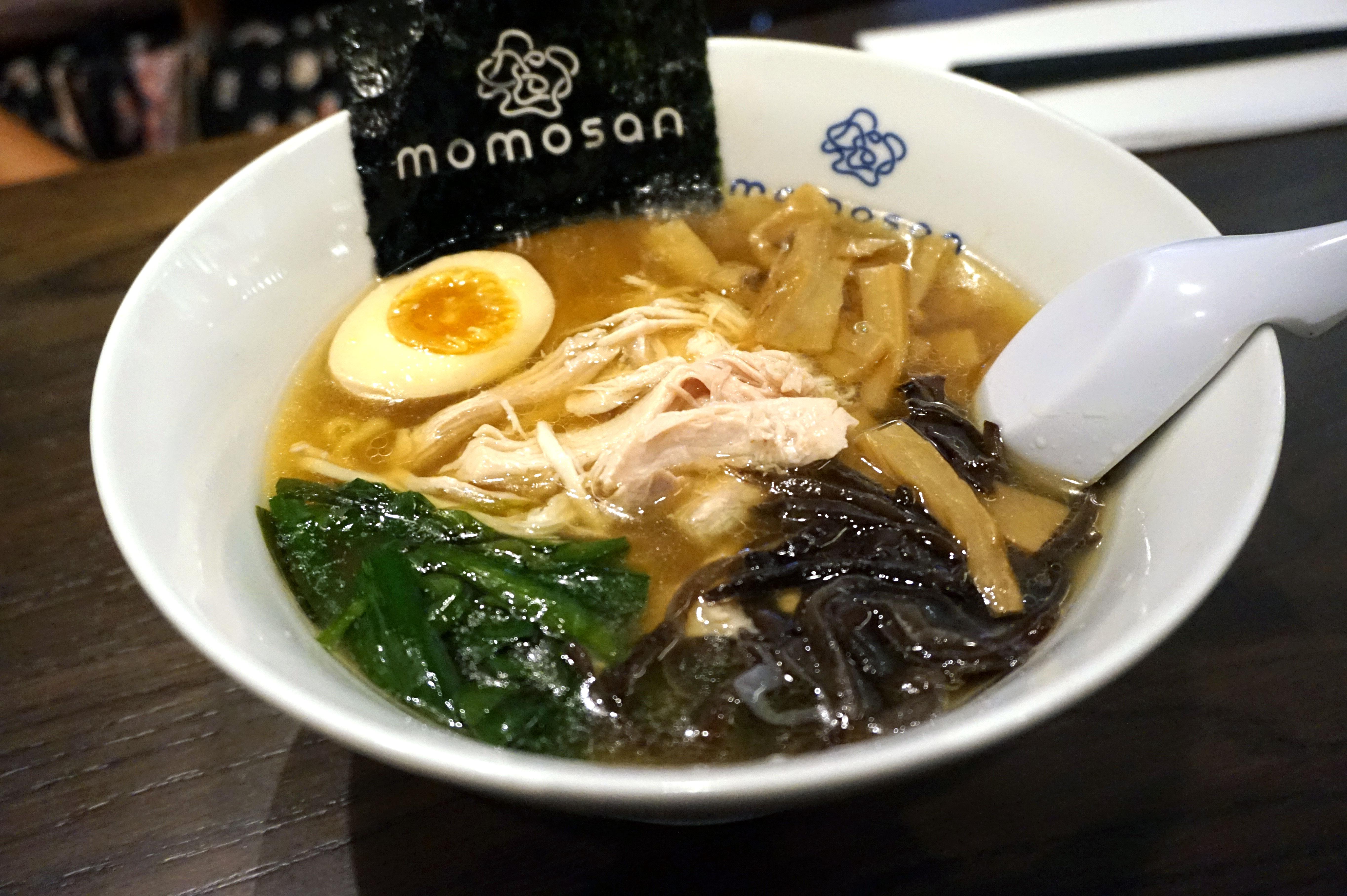 Tokyo Chicken at Momosan